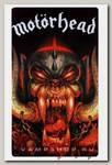 Наклейка-стикер Rock Merch Motorhead