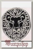 Термонашивка Лев