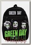 Рюкзак Green Day из кожзаменителя