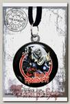 Кулон RockMerch Iron Maiden
