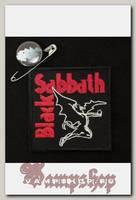 Нашивка Black Sabbath