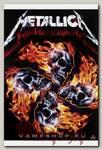 Плакат Metallica