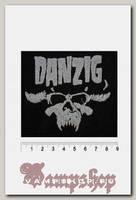Нашивка RockMerch Danzig
