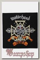 Термонашивка Motorhead The best
