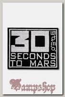Термонашивка 30 Seconds to Mars