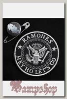 Нашивка Ramones Hey Ho Lets Go