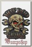 Наклейка-стикер Hot-Rod Garage