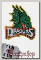Термонашивка Dragons