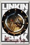 Часы настенные RockMerch Linkin Park