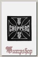 Нашивка RockMerch West Coast Choppers