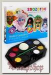 Набор для грима Карнавал Snazaroo Fiesta & Carnival Kit
