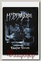 Нашивка My Dying Bride Deeper down