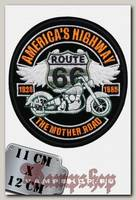 Термонашивка America`s Highway