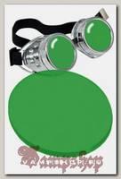 Сменная линза для гогглов зеленая