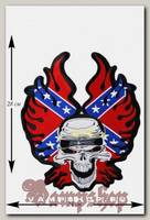 Термонашивка Конфедерат