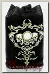 Торба Trinity Skull из кожзаменителя