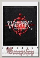 Термонашивка Bullet for my Valentine
