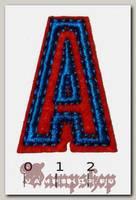 Термонашивка буква A