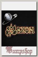 Нашивка Saxon