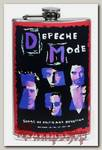 Фляга Depeche Mode Songs Of Faith and Devotion 9oz
