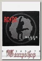 Термонашивка AC DC Black Ice
