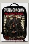 Портфель-ранец System of a Down Mezmerize текстильный