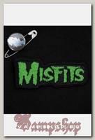 Нашивка The Misfits