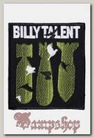 Нашивка Billy Talent