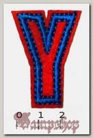 Термонашивка буква Y