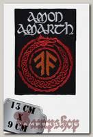 Нашивка Amon Amarth