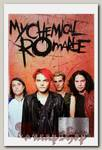 Тетрадь RockMerch My Chemical Romance