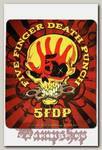 Коврик для мыши RockMerch Five Finger Death Punch