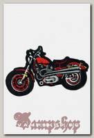 Термонашивка Мотоцикл