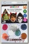 Набор красок для лица Страшилки Snazaroo The Scary Collection