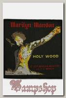 Нашивка Marilyn Manson Holy Wood