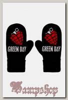 Варежки Green Day