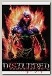 Плакат Disturbed