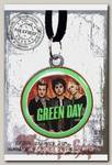 Кулон RockMerch Green Day