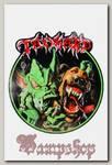 Наклейка-стикер Rock Merch Tankard