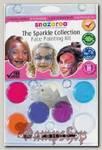 Набор красок для лица Сияние Snazaroo The Sparkle Collection