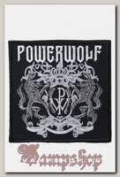 Нашивка Powerwolf
