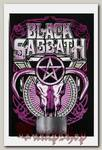 Тетрадь RockMerch Black Sabbath