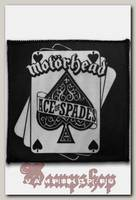 Нашивка Motorhead Ace of Spades