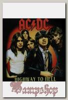 Нашивка AC DC Highway to Hell