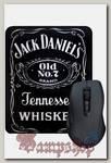 Коврик для мыши RockMerch Jack Daniels