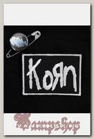 Нашивка Korn