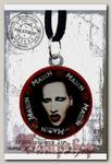 Кулон RockMerch Marilyn Manson