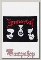 Нашивка Immortal