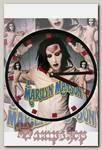 Часы настенные RockMerch Marilyn Manson Mechanical Animals