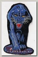 Термонашивка Пантера